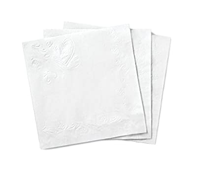 Chinet Classic 3 Ply Dinner Napkins