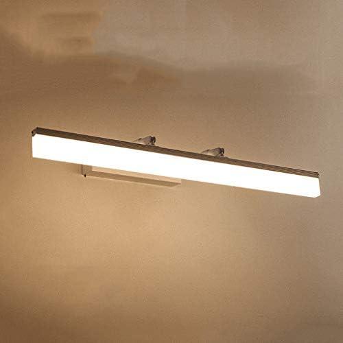 Spiegel-vorderes Licht-Badezimmer-Badezimmer-Spiegel-Kabinett-Licht führte Badezimmer-wasserdichte Anti-Fog-Lampe LITTLE (Color : White light)