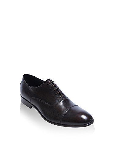 DEL RE Zapatos Oxford Pardo EU 42