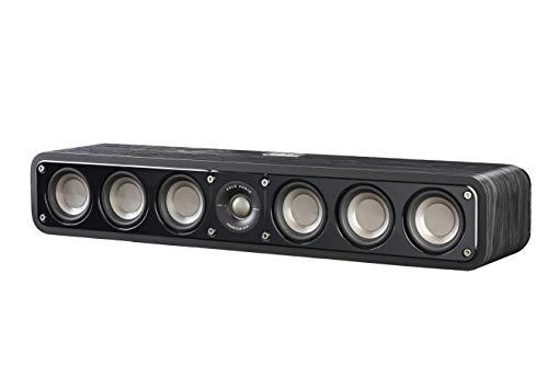 Polk Audio Signature Series S35 Center Channel Speaker (6 Drivers) | Surround Sound | Power Port Technology | Detachable…