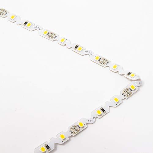 Diode LED SQUIGGLY LED Tape Light 12V 2700K 10ft Spool 2.3W/ft by Diode LED (Image #1)