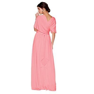 Debut Womens Coral Multiway Maxi Dress: Debenhams: Amazon.co.uk: Clothing