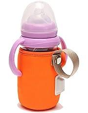 USB Baby Milk Bottle Warmer Infant Feeding Heater (orange)