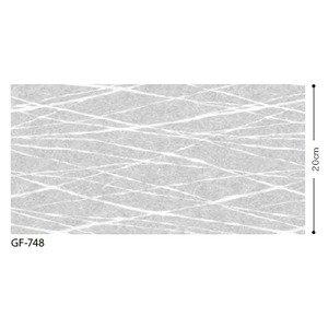 和調柄 飛散防止ガラスフィルム サンゲツ GF-748 92cm巾 3m巻 B07PBXFNPH