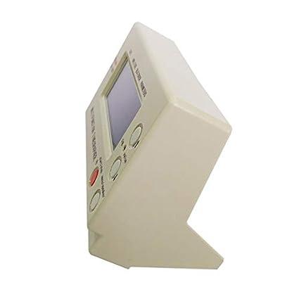 Kurphy Multifuncional Reloj Mecánico Probador Timegrapher Reloj Temporizador Máquina Probador Herramientas de Reparación de Calibración: Amazon.es: Hogar