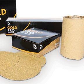 Chemical /& Plastics 6 PSA P120 Gold Paper Flat USC-082308 U.S