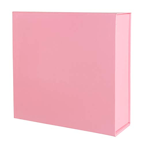 Crisky Pink Decorative Gift Boxes, Birthday Gift Box, Wedding Gift Box, Aniversary Party Gift Box Set of 5