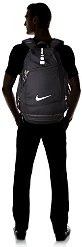 Nike Hoops Elite Max Air Team Backpack Black White Size One Size   Amazon.in  Sports 7fcad995a
