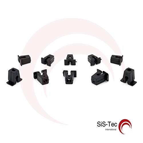 10 unidades 811807577C Clip de sujeci/ón para guardabarros