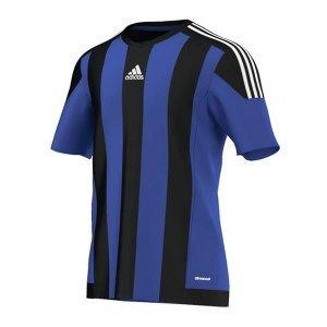 adidas Trikot Striped 19 Jersey blauschwarz