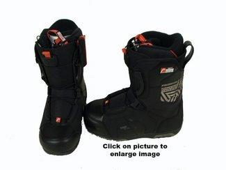 2011 Head Classic SSL Snowboard Boots, Mondo 26.5