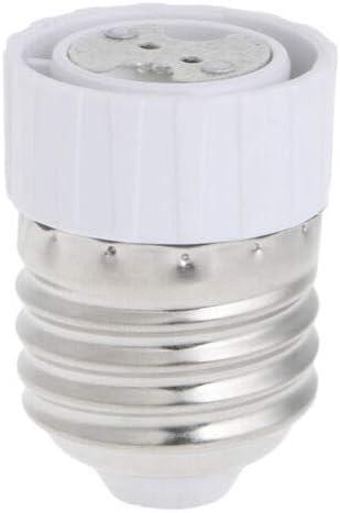 FidgetKute 1//5//10Pcs Adapter E27 to MR16 Socket Light Bulb Lamp Holder Converter Extender 1PC One Size