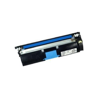OEM Konica Minolta 1710587-007 (1710587007) Cyan Toner Cartridge - 4,500 Yield 007 Cyan Toner Cartridge