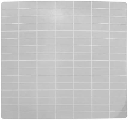 ヌガー グリッド板 ヌガープレスシート グリッドまな板 シリコン 約275×275MM 2枚入り
