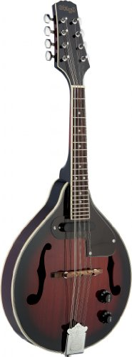 Starion ST-M50 E RB Acoustic-Electric Bluegrass Mandolin - - Electric Pickup Mandolin