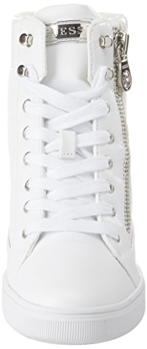 Guess Sneaker a Donna Bianco Active Collo Alto Footwear Lady vrwtxvq