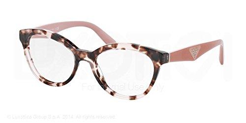 pink havana prada triangle pr11rv roj1o1 glasses