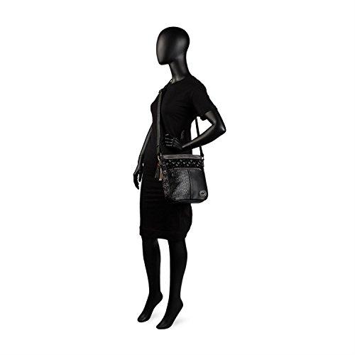 negro Bolso Albany mujer para bandolera SKPA T YR4yF48