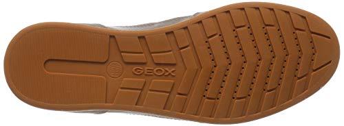 smoke Geox Grey Sneakers Homme sand Renan C1x5z U B Basses Bq0BYrT