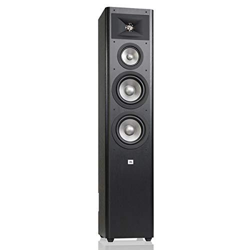 6. JBL Studio 290 Dual 8-inch 3-Way Floor Standing Speaker (Single)