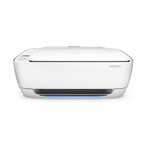 HP DeskJet 3630 Color Inkjet All-in-One Printer (F5S57A#B1H) (Hp Inkjet 2540 All In One Printer)