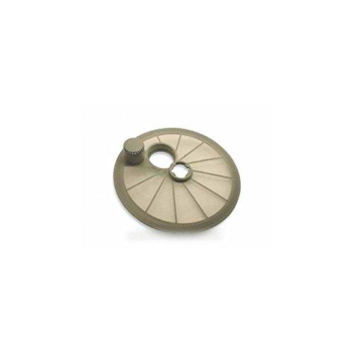 Zanussi - Filtro de fondo de cubeta Dia 335 m/m para lavavajillas ...