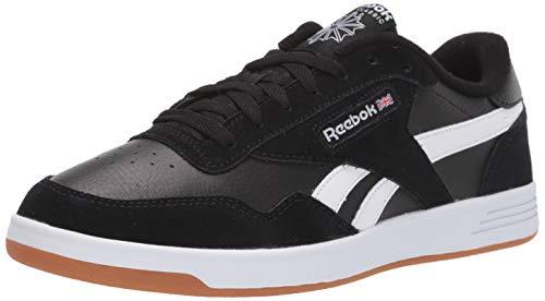 Reebok Men's Club MEMT Sneaker, White/Rich Black, 12