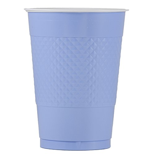 JAM-Paper-Plastic-Cups-16-oz-Baby-Blue-20pack