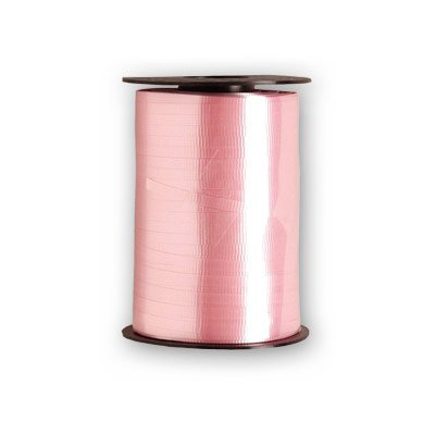 BALLOON WEIGHTS - RIBBON LIGHT PINK 500 YARDS #10502, CASE OF 48 by DollarItemDirect