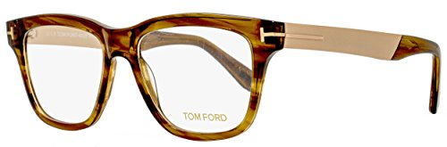 TOM FORD Men's Eyeglasses 54 Shiny Dark - Ford Tom Optical Glasses