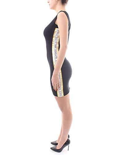 Jeans Donna Nero B4 Versace Htb804 50293 Maglie PwgnqdX
