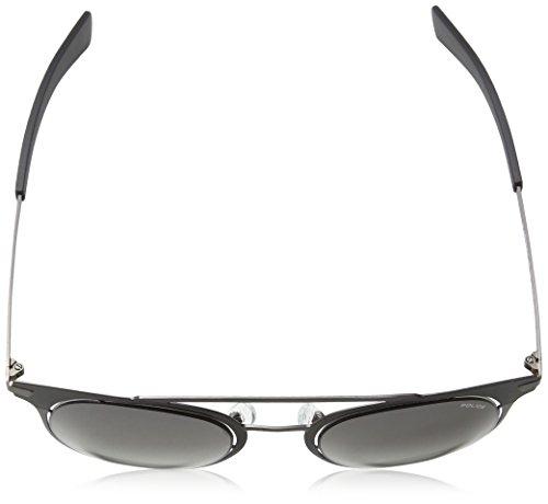 redondo Semi Black nbsp;spl158 6 matt Gafas metal nbsp;– nbsp;offside Señor Police wqIF1Rx