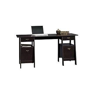Sauder Stockbridge Executive Trestle Desk, Jamocha Wood finish (B004KFUS8A) | Amazon price tracker / tracking, Amazon price history charts, Amazon price watches, Amazon price drop alerts