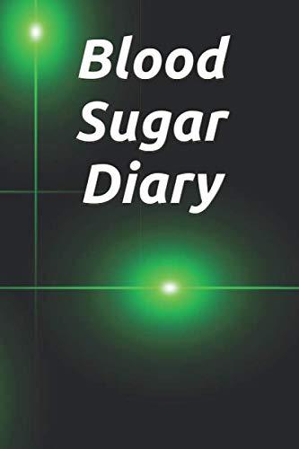 Blood Sugar Diary: Blood Sugar Log Book | Diabetic Food Journal | Blood Pressure Levels log | Daily Blood Glucose Monitoring |   Diabetes Log book| Glucose Tracker| Meal Tracker | 60 weeks (Blood Sugar And Blood Pressure Tracking Chart)