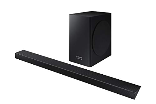 SAMSUNG Harmon/Kardon 5.1 Channel 360W Soundbar with Wireless Subwoofer - HW-Q60R/ZA