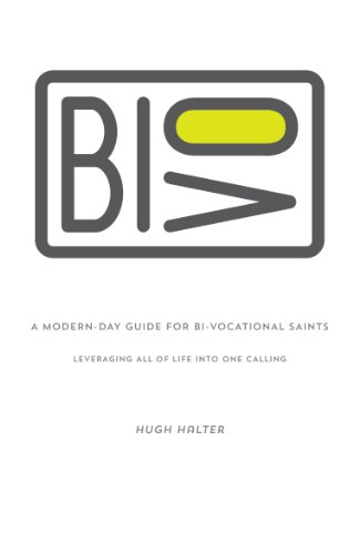 BiVO: A Modern-Day Guide for Bi-Vocational Saints