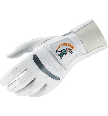 Sowerwine Men's Left Handed Swing Glove (Medium)