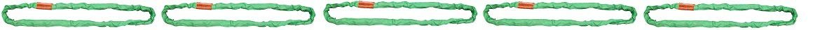 Green Liftall EN60X6 Tuflex Sling 6 4- Pack Endless