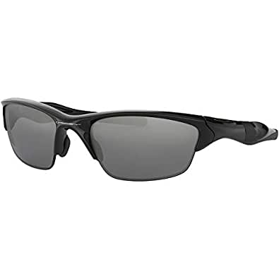 f602018b7b08 Image Unavailable. Image not available for. Color: Oakley Half Jacket 2.0  Adult Sport Designer Sunglasses,OS,Polished Black/Black Iridium