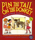 Pin the Tail on the Donkey and Other Party Games, Joanna Cole and Stephanie Calmenson, 0688125212