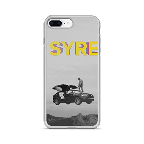 iPhone 7 Plus/8 Plus Pure Clear Case Cases Cover Jaden Smith SYRE Electric (Jaden Smith Case)