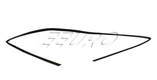 - BMW e85 e86 Front Windscreen Moulding Trim Seal GENUINE