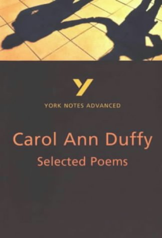 carol ann duffy notes Overviewin this intense love poem duffy rejects traditional symbols of love, such  as 'red roses' or 'satin hearts' in  gcse » english » poetry of carol ann duffy.