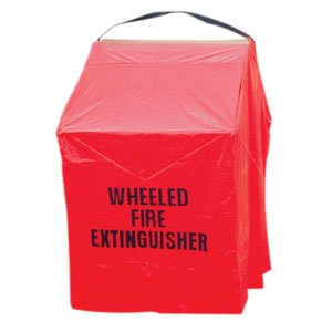 150 lb Heavy Duty Extinguisher Cover (Fire Extinguisher Wheeled)