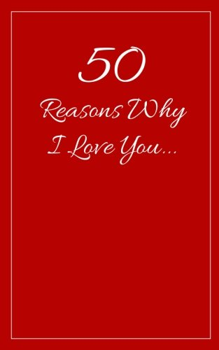 50 Reasons Why Love You product image