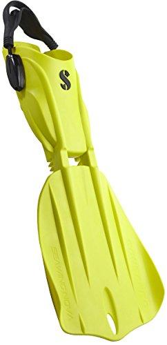 a Pivot-Blade Open-Heel Dive Fins XS Yellow ()