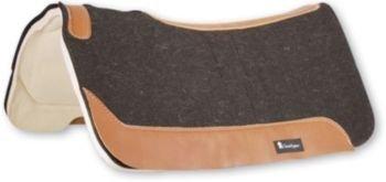 Classic Equine ESP Felt Top Square Saddle Pad (Pads Classic Saddle Felt)