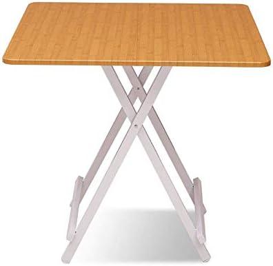 BAIJJ Pequeños escritorios Plegables de Madera para Mesa de ...
