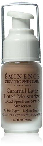 Eminence Caramel Tinted Moisturizer Medium