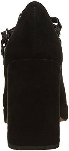 CHATTAWAK Cinturino Donna Leana noir Noir Caviglia Scarpe V alla con rwqrxFat